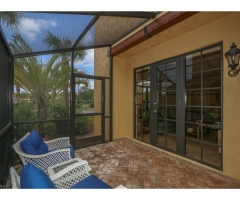 Dům na Floridě s vybavením ve Fort Myers