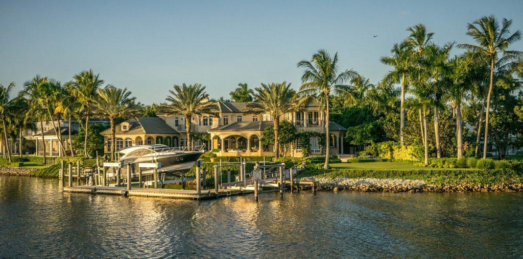 Naples Florida – luxusní dům