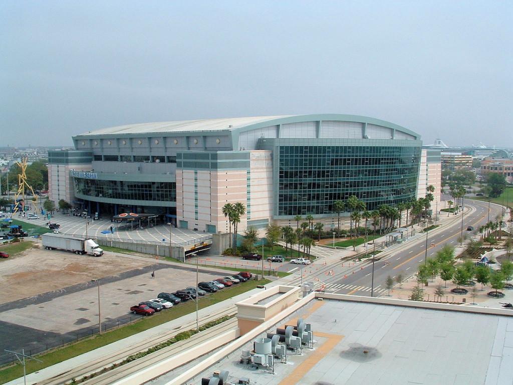 Ice Palace – sídlo hokejového týmu Tampa Bay Lightning