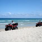 Miami Beach, Florida – čtyřkolky