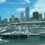 Přístav v Miami