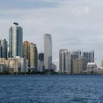 Dominanty moderního Miami, USA