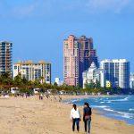 Pláže jsou dostupné pár metrů od bytu