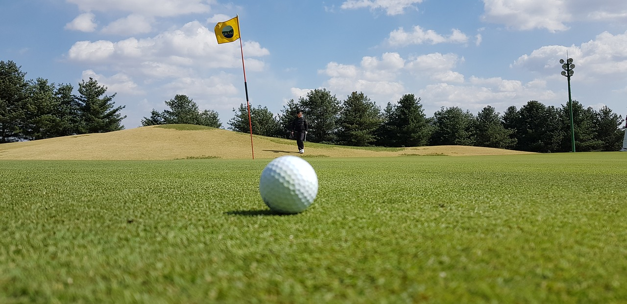 golf na floridě