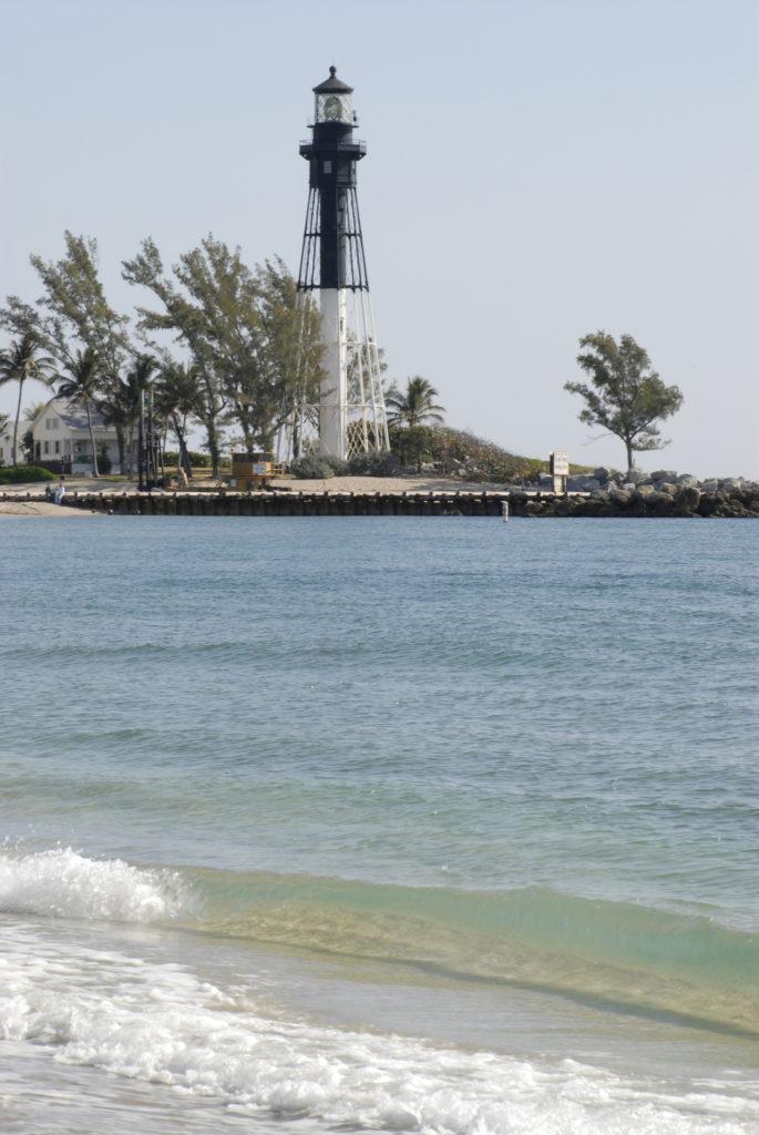 Lighthouse (maják) na Floridě