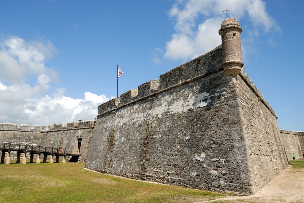 St. Augustine Castillo de San Marcos National Monument