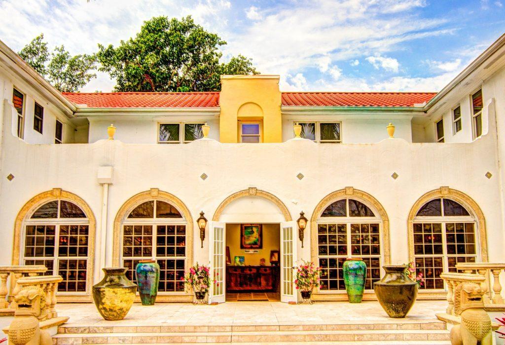 Bonita Springs – architektura Floridy