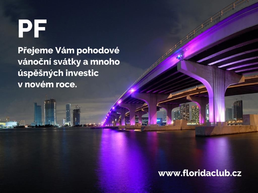 PF 2021 – Florida Club, nemovitosti na Floridě